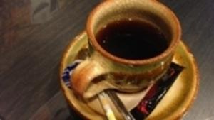 喫茶メニューの画像
